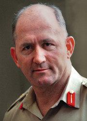 Major General Peter Cosgrove