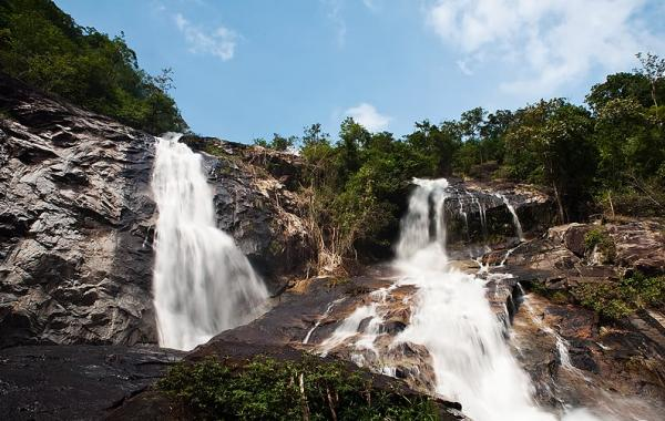 Ton Nga Chang Waterfall
