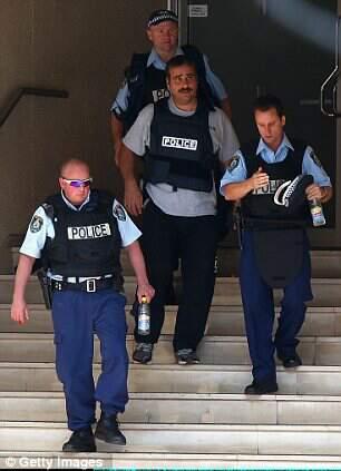 Parramatta bomb hostage siege