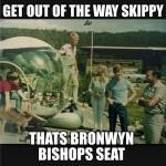 Mackellar MP Bronwyn Bishop