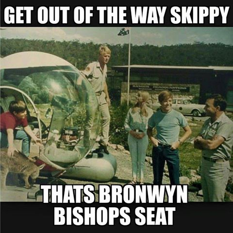 Mackellar MP Bronwyn Bishop