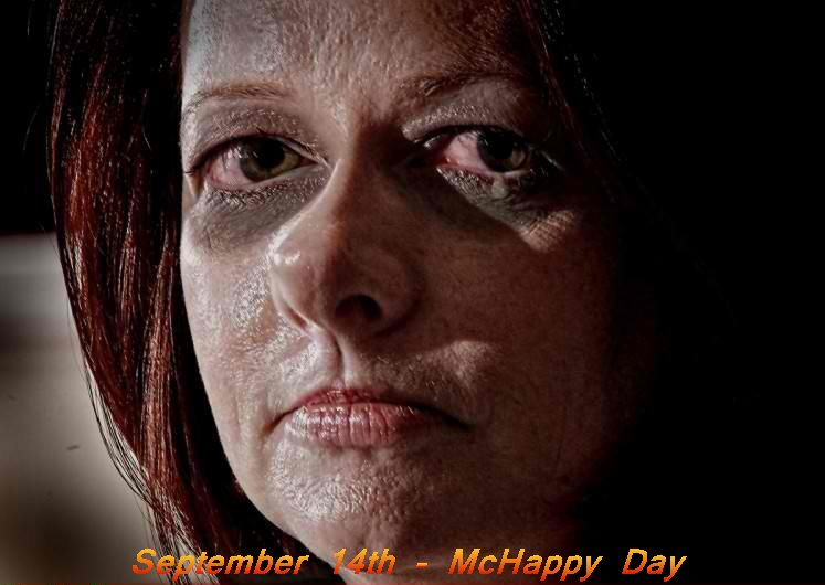 desaparición Julia Gillard