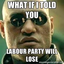 labor party losing