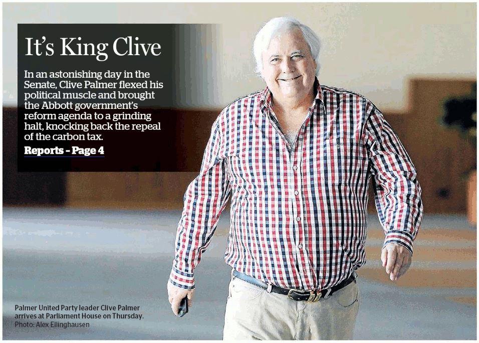 palmer de Clive