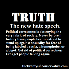 Meaning of Political Correctness