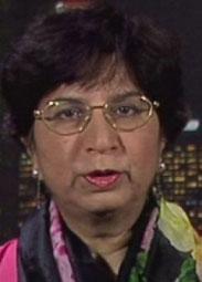 Samina Yasmeen教授