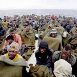 2,900 migrants rescued in the Mediterranean in one day
