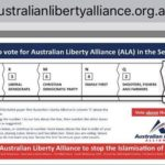 Why Vote Australian Liberty Alliance