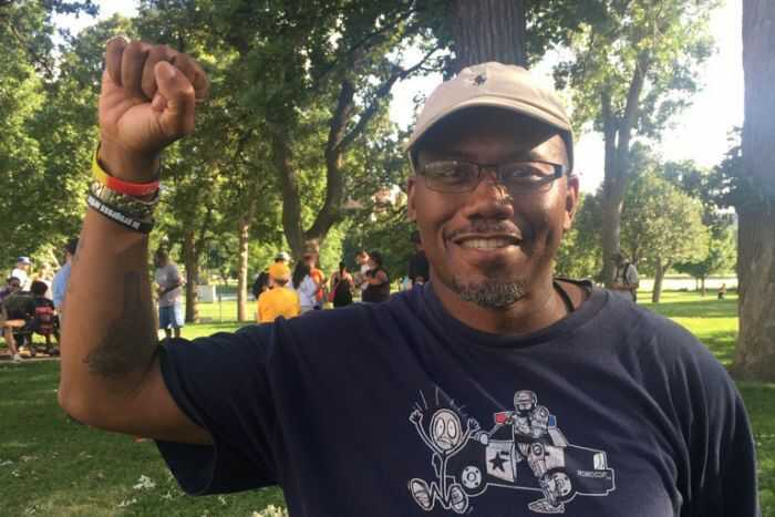 Ein Aktivist feiert - ich wundere mich warum