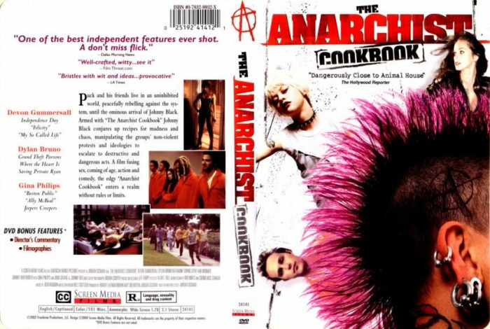 Anarchisten-Kochbuch