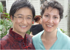 penny wong and partner
