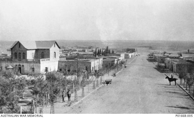 town of bersheba