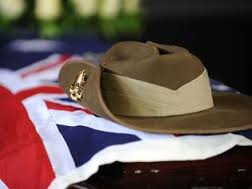 an australian soldier dies