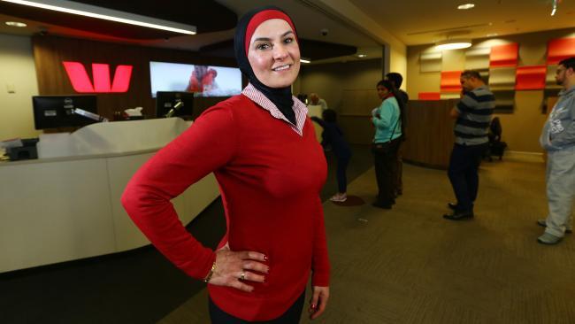 westpac hijab